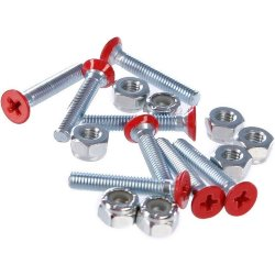 ВИНТЫ  Penny DECK BOLTS RED