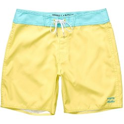 БОРДШОРТЫ  Billabong ALL DAY  OG CUT 17 NEO LIME