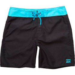 БОРДШОРТЫ  Billabong ALL DAY  OG CUT 17 black/cyan