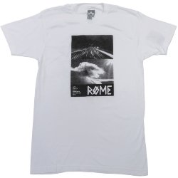 ФУТБОЛКА  ROME THAT FEELING TEE White