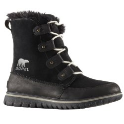 БОТИНКИ  SOREL COZY JOAN BLACK