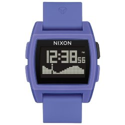 ЧАСЫ  Nixon BASE TIDE Purple Resin