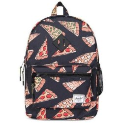 РЮКЗАК  Herschel HERITAGE YOUTH BLK PIZZA