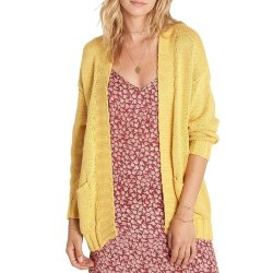КАРДИГАН  Billabong LUNA DAY CARDI GOLD DUST