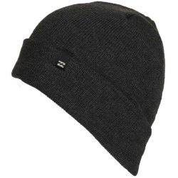ШАПКА  Billabong LIVINGSTONE BEANIE DARK GREY HEATH