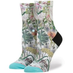 НОСКИ  Stance RESERVE WOMENS CHAOTIC FLOWER BLUE