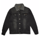 КУРТКА ГОРОДСКАЯ  Billabong BARLOW TRUCKER BOY SALTY VINTA BLK
