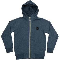ТОЛСТОВКА  Billabong ALL DAY ZIP HOOD Slateblue