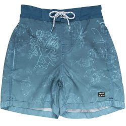 БОРДШОРТЫ  Billabong SEA HORSE LAYB.13.5 INDIGO