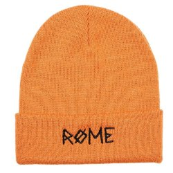 ШАПКА  ROME Team Beanie BURNT ORANGE