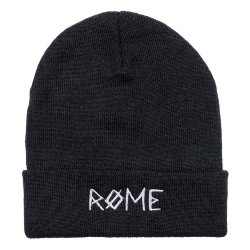 ШАПКА  ROME Team Beanie BLACK
