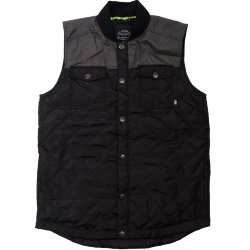 ЖИЛЕТ  Saga INSULATED VEST BLACK