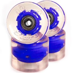 КОЛЕСА  SUNSET SKATEBOARDS CRUISER WHEEL WITH ABEC9 BLUE