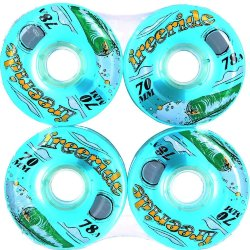 КОЛЕСА  Sector9 FREERIDE 7 WHEELS BLUE