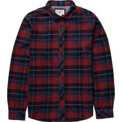 РУБАШКА  Billabong HENDERSON LS SHIRT RED