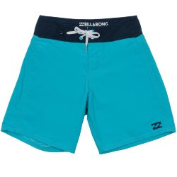 БОРДШОРТЫ  Billabong ALL DAY  CUT OG  15 Aqua