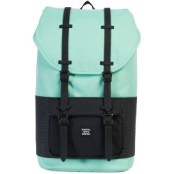 РЮКЗАК  Herschel Little America Lucite Green/White/Black Rubber