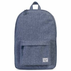 РЮКЗАК  Herschel Classic Dark Chambray Crosshatch
