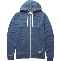 ТОЛСТОВКА  Billabong D BAH ZIP HOOD DARK MARINE