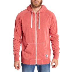 ТОЛСТОВКА  Billabong D BAH ZIP HOOD Cardinal Red