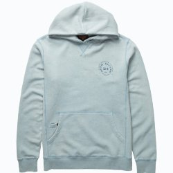 ТОЛСТОВКА  Billabong PULLOVER WAVE WASH LIGHT STEEL