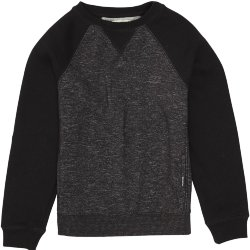 ТОЛСТОВКА  Billabong BALANCE CREW BOY BLACK HEATHER