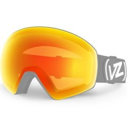 ЛИНЗА ДЛЯ МАСКИ  VonZipper Lens JETPACK FIRE CHROME
