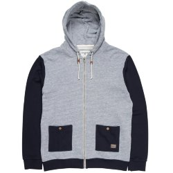 ТОЛСТОВКА  Billabong SURRENDER ZIP HOOD INDIGO