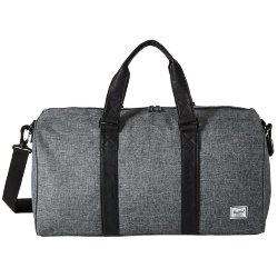 СУМКА  Herschel RAVINE Raven Crosshatch/Black Synthetic Leather