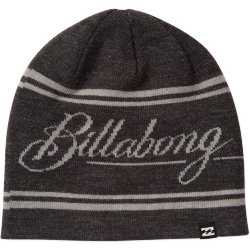 ШАПКА  Billabong RANCH REVERSIBLE BOY BLACK HEATHER