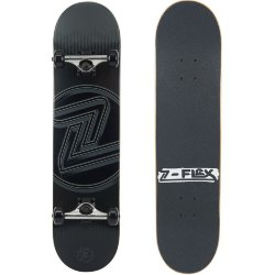 КОМПЛЕКТ СКЕЙТБОРД  Z-Flex Z-HEX CRUISER BLACK