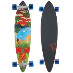 КОМПЛЕКТ ЛОНГБОРД  Z-Flex PINTAIL LONGBOARD ALOHA SUNSET