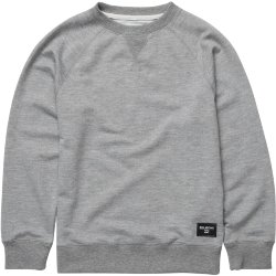 ТОЛСТОВКА  Billabong ALL DAY CREW BOY GREY HEATHER