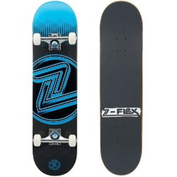 КОМПЛЕКТ СКЕЙТБОРД  Z-Flex Z-HEX CRUISER BLUE