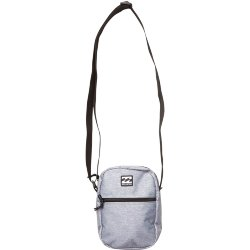 СУМКА  Billabong BOULEVARD SATCHEL GREY HEATHER