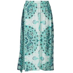 ЮБКА  Billabong SILVER BLOOM SKIRT WASHED JADE