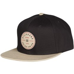 КЕПКА  Billabong ROTOR SNAPBACK BLACK/TAN