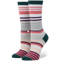 НОСКИ  Stance RESERVE WOMENS STRIPE BLOSSOM PINK