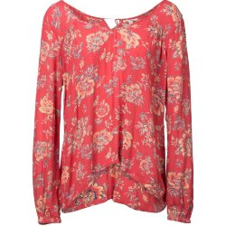 БЛУЗКА  Billabong DISTANT ROADS TOP HIBISCUS