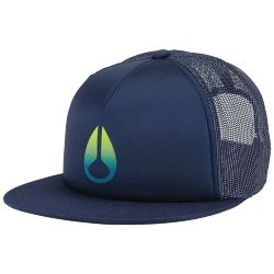 КЕПКА  Nixon RIDGE TRUCKER HAT Navy/Gradient