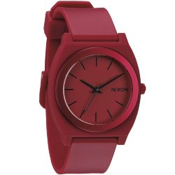 ЧАСЫ  Nixon TIME TELLER P ANO DARK RED