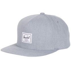 КЕПКА  Herschel Dean HEATHERED GREY