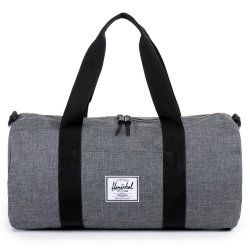 СУМКА  Herschel SUTTON MID-VOLUME Raven Crosshatch/Black
