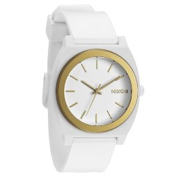 ЧАСЫ  Nixon TIME TELLER P ANO WHITE/GOLD