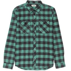 РУБАШКА  Billabong ALL DAY FLANNEL LS ALGAE