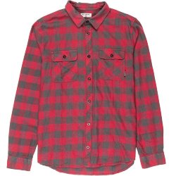 РУБАШКА  Billabong ALL DAY FLANNEL LS BLOOD