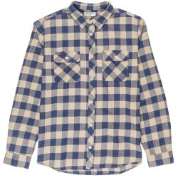 РУБАШКА  Billabong ALL DAY FLANNEL LS LIGHT KHAKI