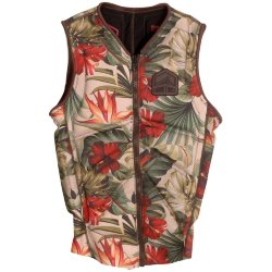 ЖИЛЕТ ВОДНЫЙ  Liquid Force Z-CARDIGAN COMP Tropical