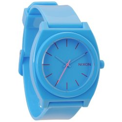 ЧАСЫ  Nixon Time Teller P BRIGHT BLUE