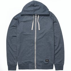 ТОЛСТОВКА  Billabong ALL DAY ZIP HOOD NAVY